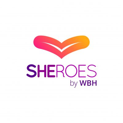 SHEROES by WBH Logo